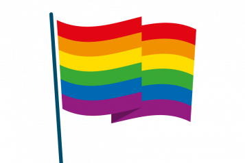Image of LGBT flag